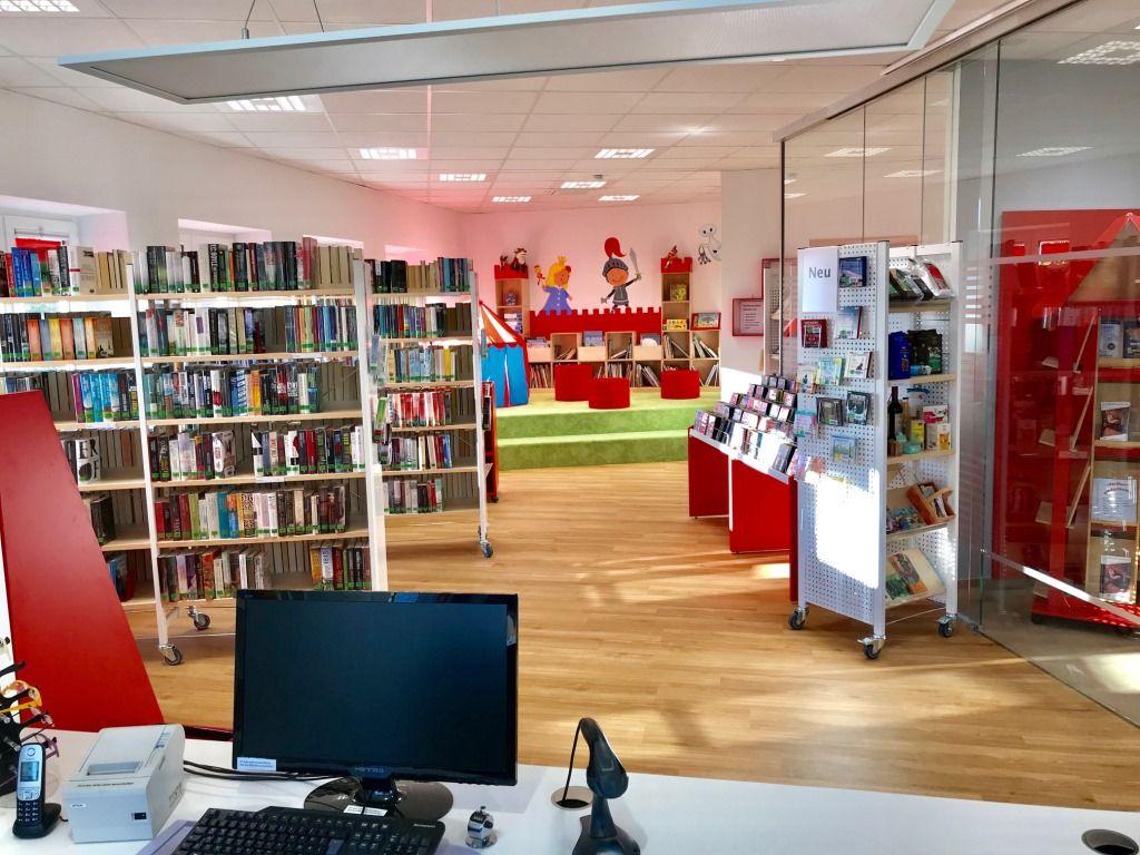 Bücherei Lappersdorf